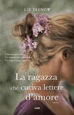 copertina La ragazza che cuciva lettere d'amore
