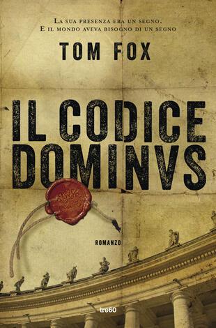 copertina Il codice Dominus