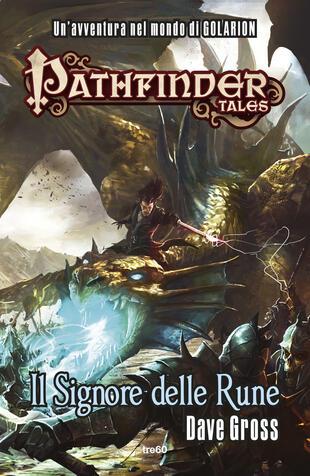 copertina Pathfinder Tales. Il signore delle rune
