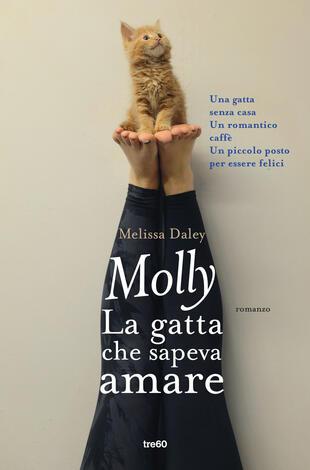 copertina Molly, la gatta che sapeva amare