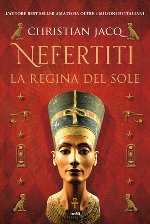 copertina Nefertiti. La regina del sole