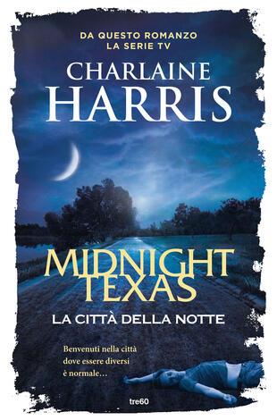copertina Midnight Texas, la città della notte
