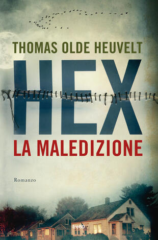 copertina Hex, la maledizione