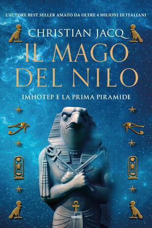 copertina Il mago del Nilo