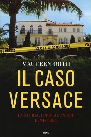 copertina Il caso Versace
