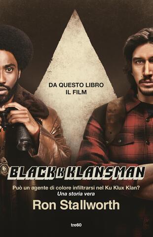 copertina Black Klansman