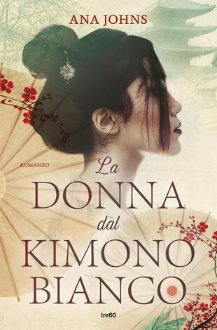 copertina La donna dal kimono bianco