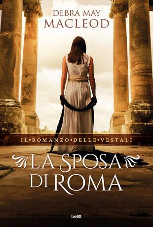 copertina La sposa di Roma
