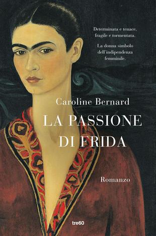 copertina La passione di Frida