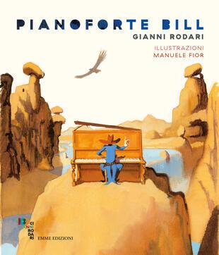 copertina Pianoforte Bill