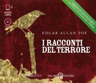 copertina Racconti del terrore 2CD
