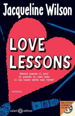 copertina Love lessons