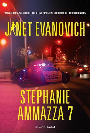 copertina Stephanie ammazza 7