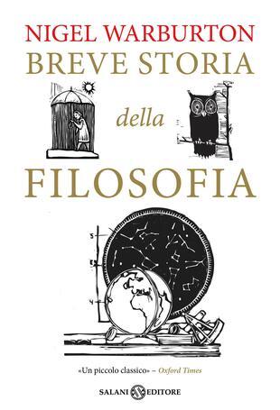 copertina Breve storia della filosofia