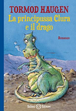 copertina La principussa Clura e il drago
