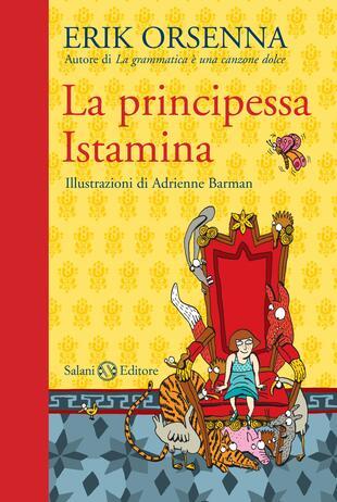 copertina La principessa Istamina