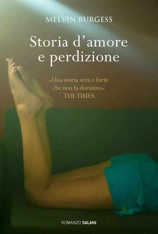 copertina Storia d'amore e perdizione