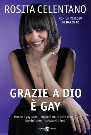 copertina Grazie a Dio è gay