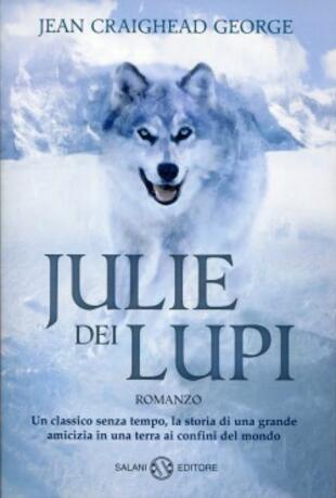 copertina Julie dei lupi