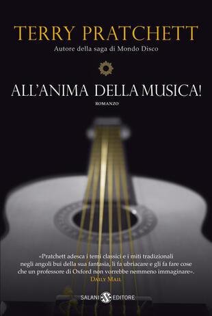 copertina All'anima della musica