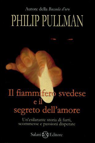 copertina Il fiammifero svedese e il segreto dell'amore