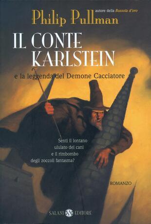 copertina Il conte Karlstein