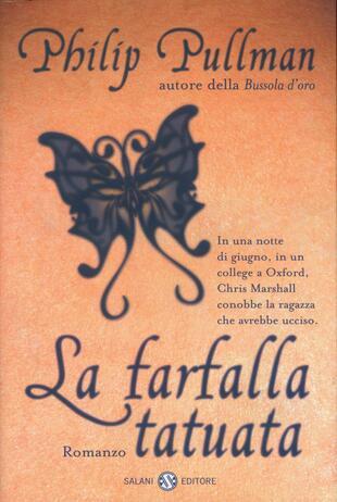 copertina La farfalla tatuata