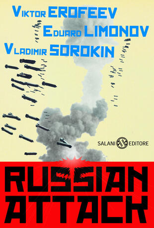 copertina Russian Attack