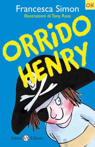 copertina Orrido Henry