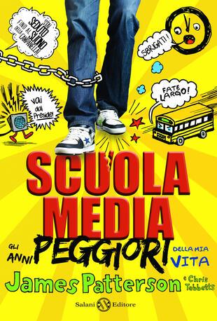 copertina Scuola media 1