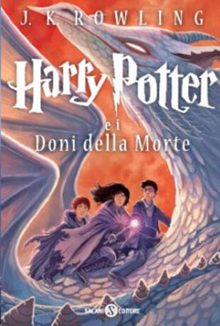 copertina Harry Potter e i doni della morte