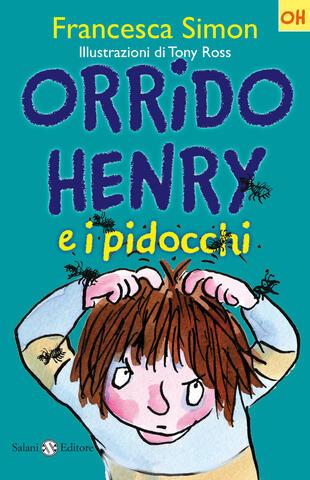 copertina Orrido Henry e i pidocchi