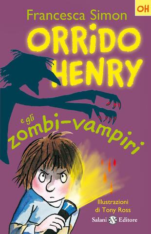 copertina Orrido Henry e gli zombi-vampiri
