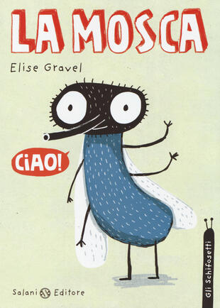 copertina La mosca