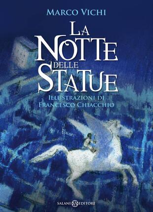 copertina La notte delle statue
