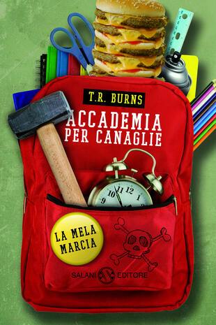 copertina Accademia per canaglie