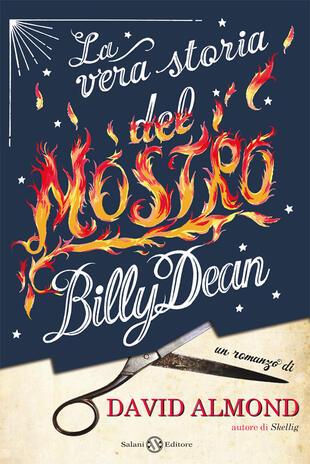 copertina La vera storia del mostro Billy Dean