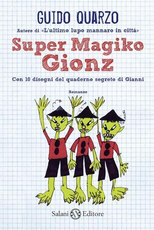 copertina Super Magiko Gionz