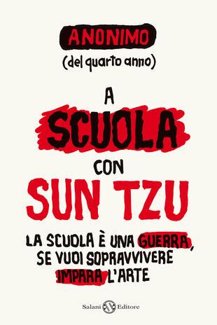 copertina A scuola con Sun Tzu