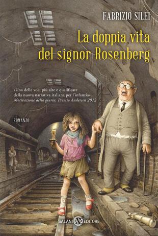 copertina La doppia vita del signor Rosenberg