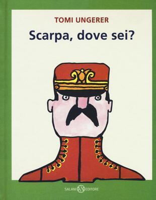 copertina Scarpa, dove sei?