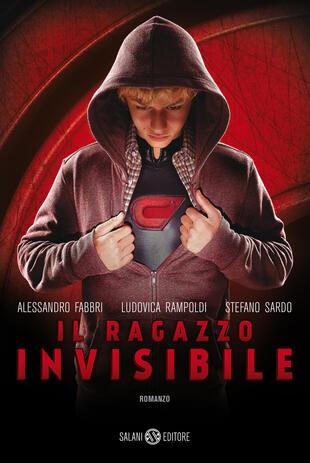 copertina Il ragazzo invisibile