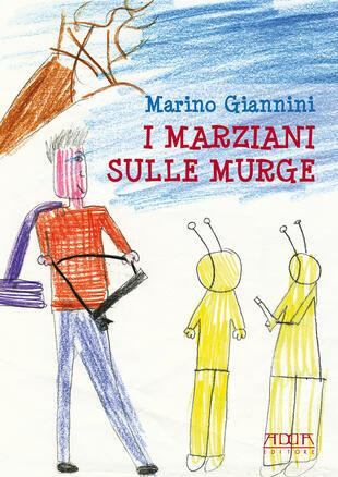 copertina I marziani sulle Murge