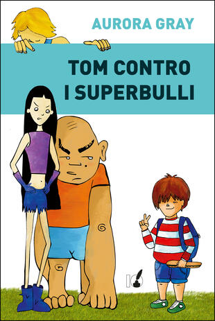 copertina Tom contro i superbulli