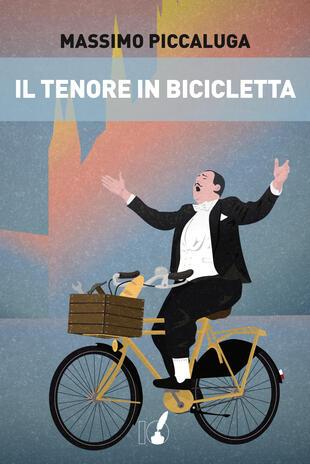 copertina Il tenore in bicicletta