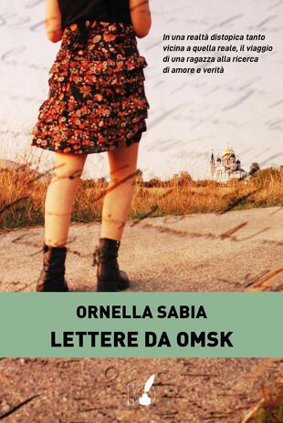 copertina Lettere da Omsk