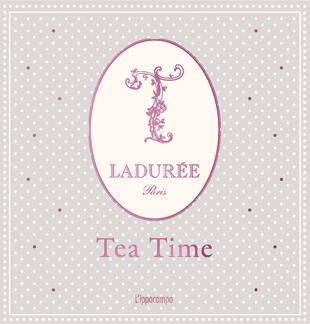 copertina Ladurée. Tea time