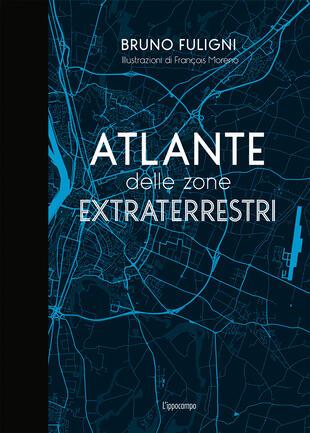 copertina Atlante delle zone extraterrestri