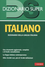 Dizionario italiano super
