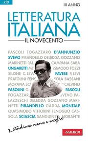 (epub) Letteratura italiana. Il Novecento